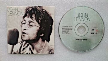 John Lennon Promotional CD Originally Released by The Daily Mail